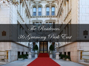 SOLD OUT / The Residences at 36 Gramercy Park East